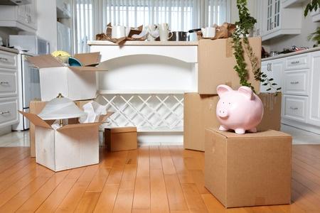 חיסכון באריזת דירה לפני מעבר